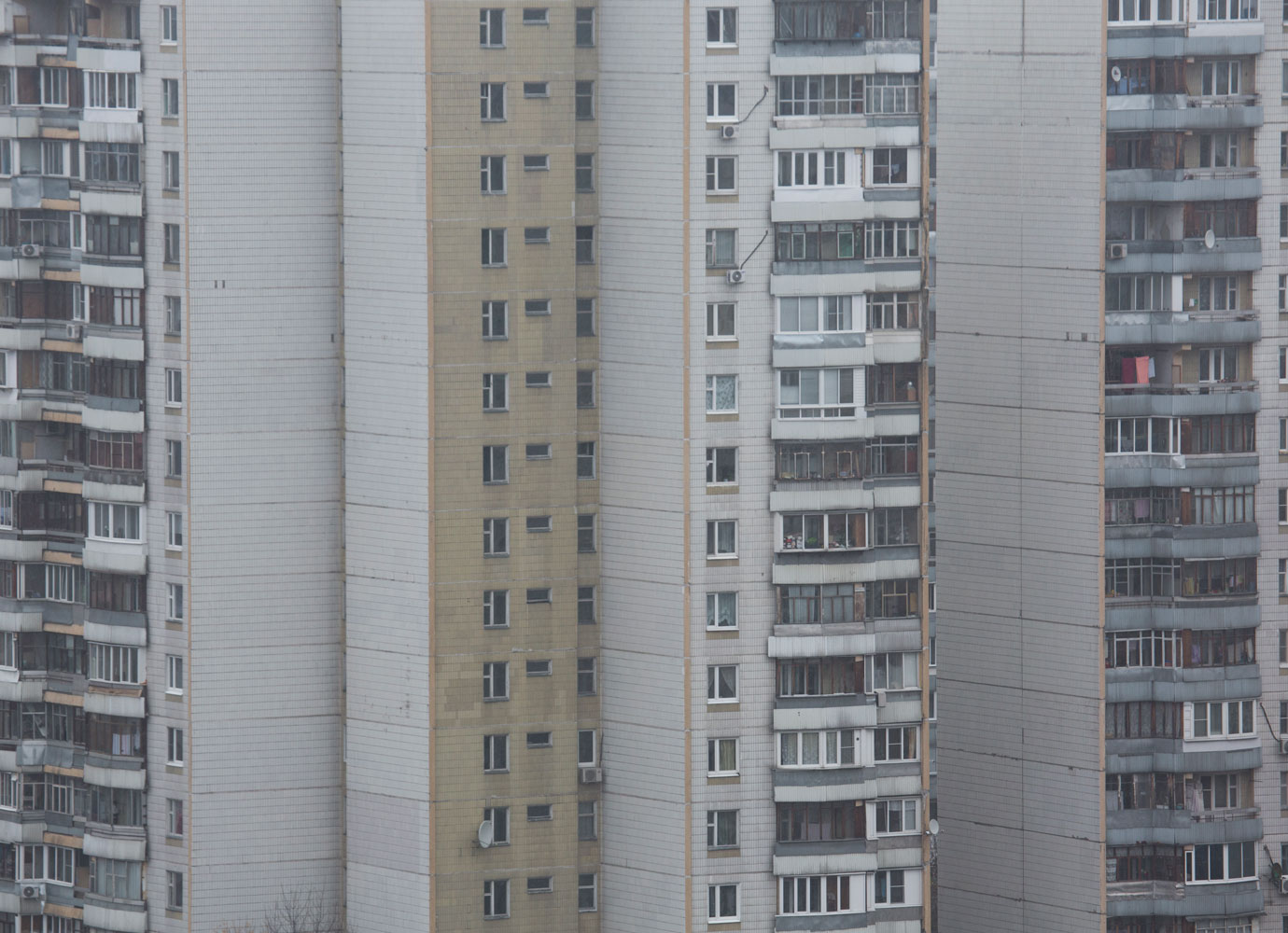How one Russian filmmaker captured the soundtrack to life in Moscow's Soviet prefab housing