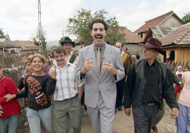 Why it's time to talk about Borat's Roma problem — The Calvert Journal