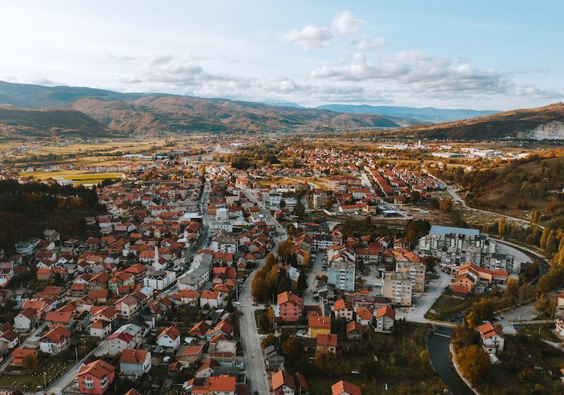 Letter from Gornji Vakuf-Uskoplje: the Bosnian former frontline town blighted by lingering ethnic divides