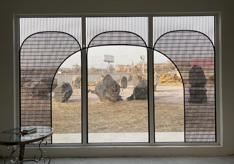 'We had to respond very quickly.' Yerevan gallery transforms art space into shelter for Nagorno-Karabakh refugees