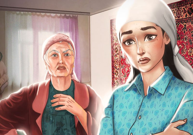 Kyrgyz developers have created a video game to fight bride-kidnapping
