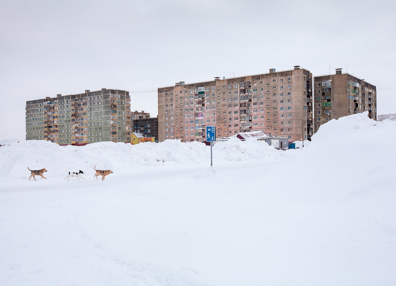 Concrete landscapes of the Far North: a rare view of Siberia's Soviet architecture