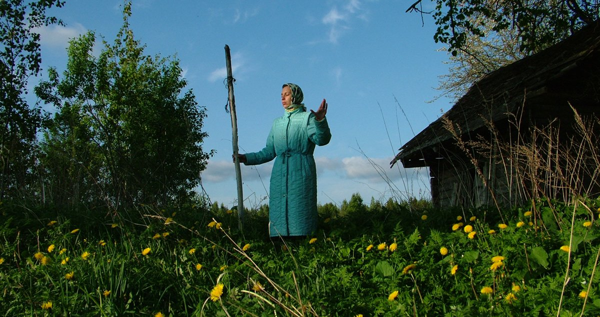 River under earth: capturing Russia's hidden pagan past and present