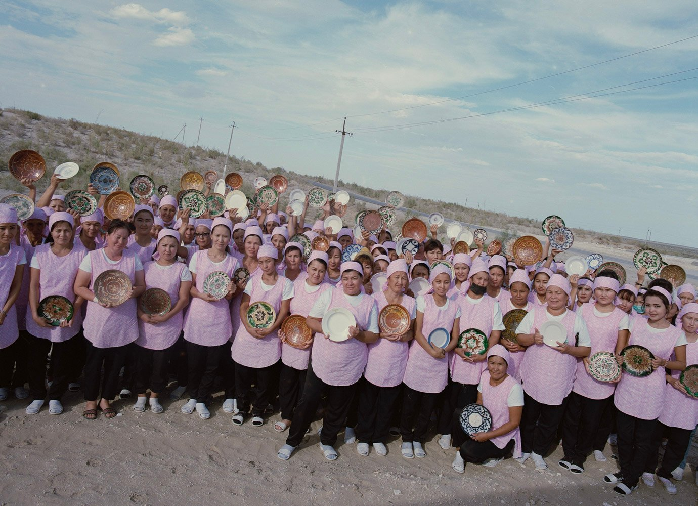 Art in the Aral Sea: can craft help heal community living through ecological catastrophe?