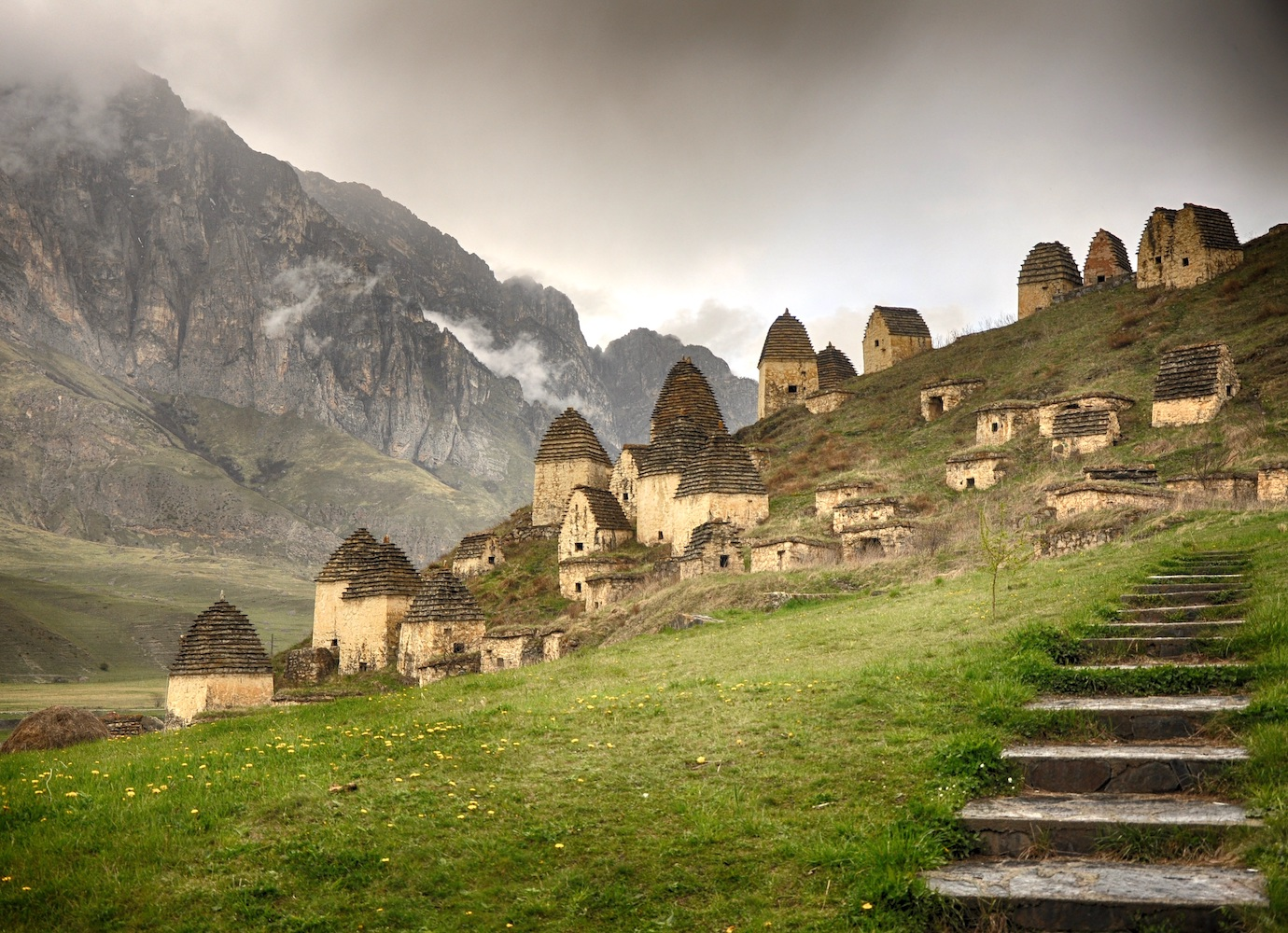 Letter from Dargavs: life, death, and quarantine in the Caucasus' ancient necropolis