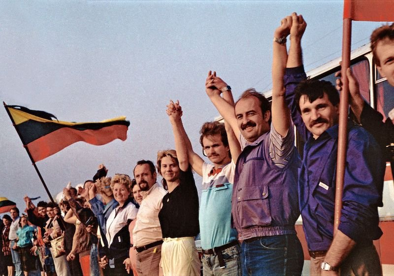 March on: 5 songs that became anthems to revolutions in Eastern Europe