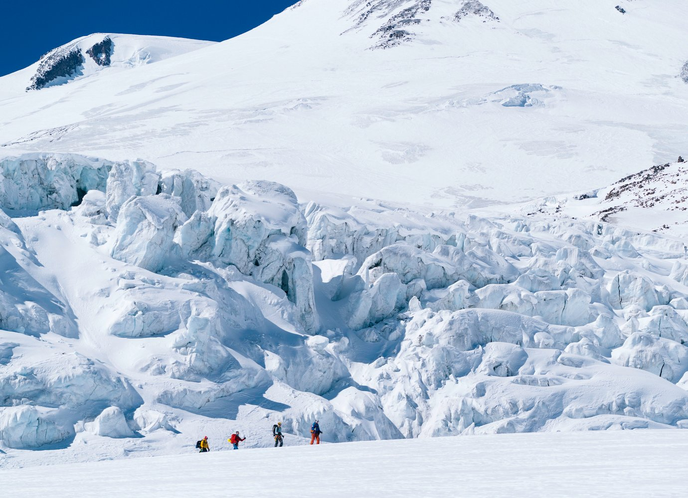 Endless horizons: a short film captures the beauty and battle of climbing Mount Elbrus