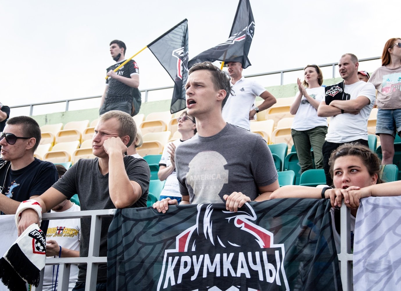 How one Belarusian football club is using digital means to forge a more democratic future