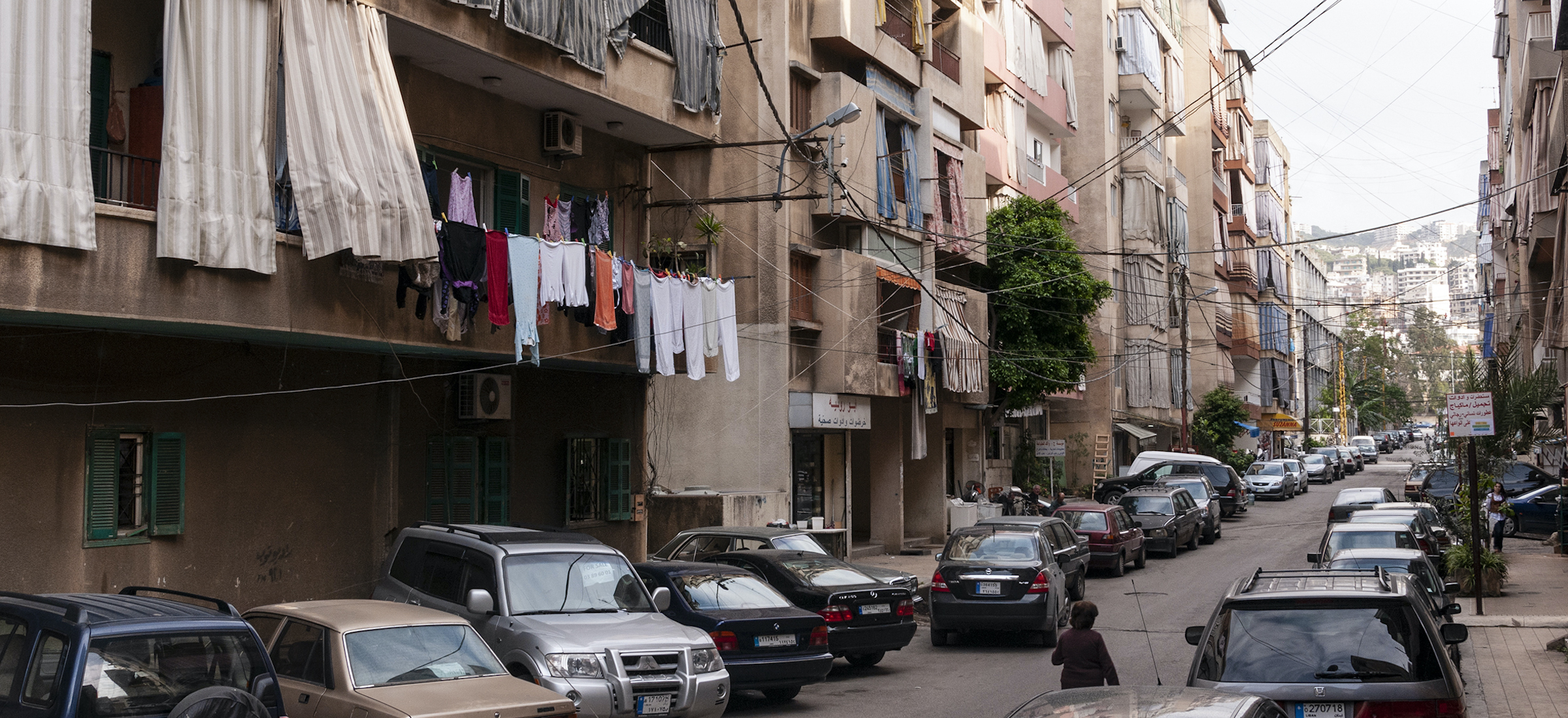 Letter from Beirut: a year after devastation, Lebanon's Armenian neighbourhood rises from the rubble