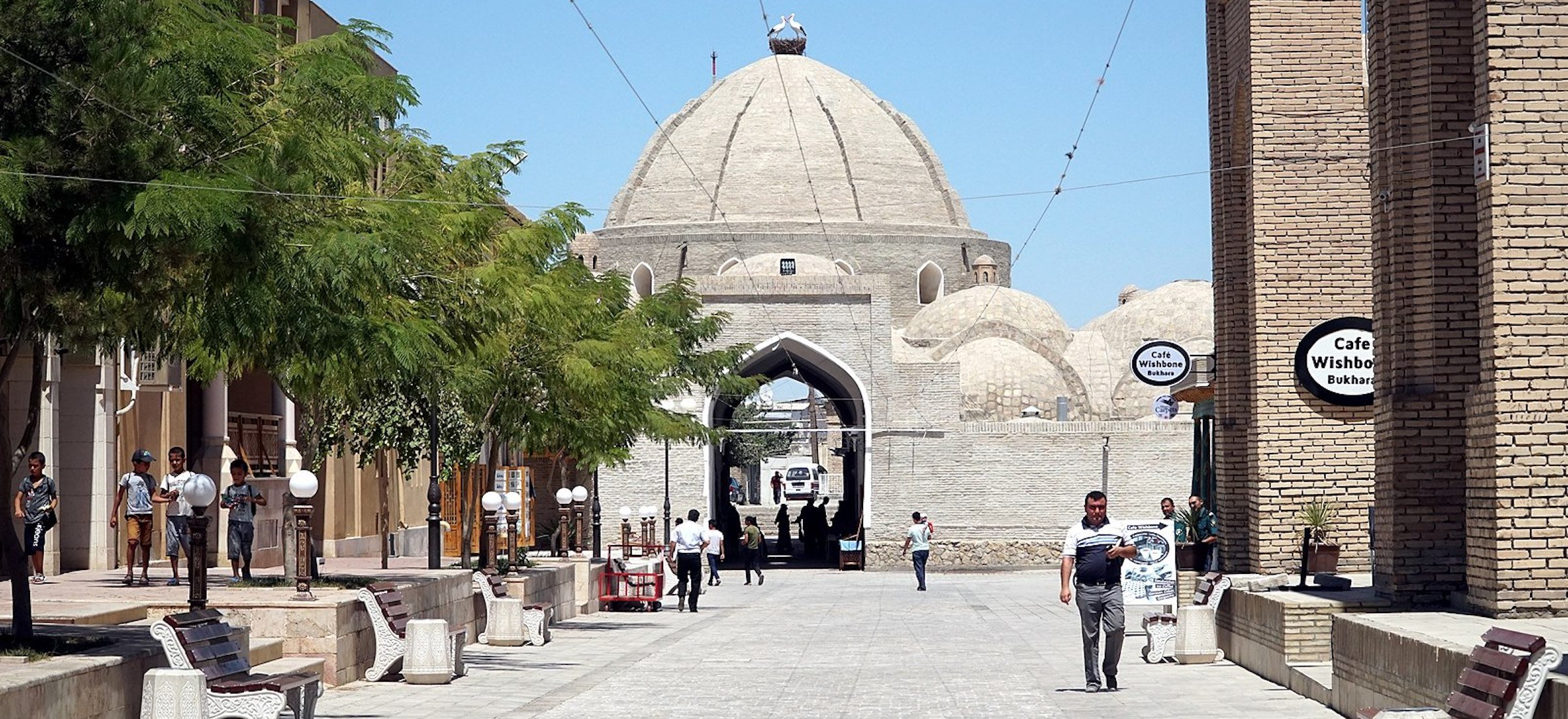 Letter from Bukhara: finding the last vestiges of community in Central Asia's Jewish heartland