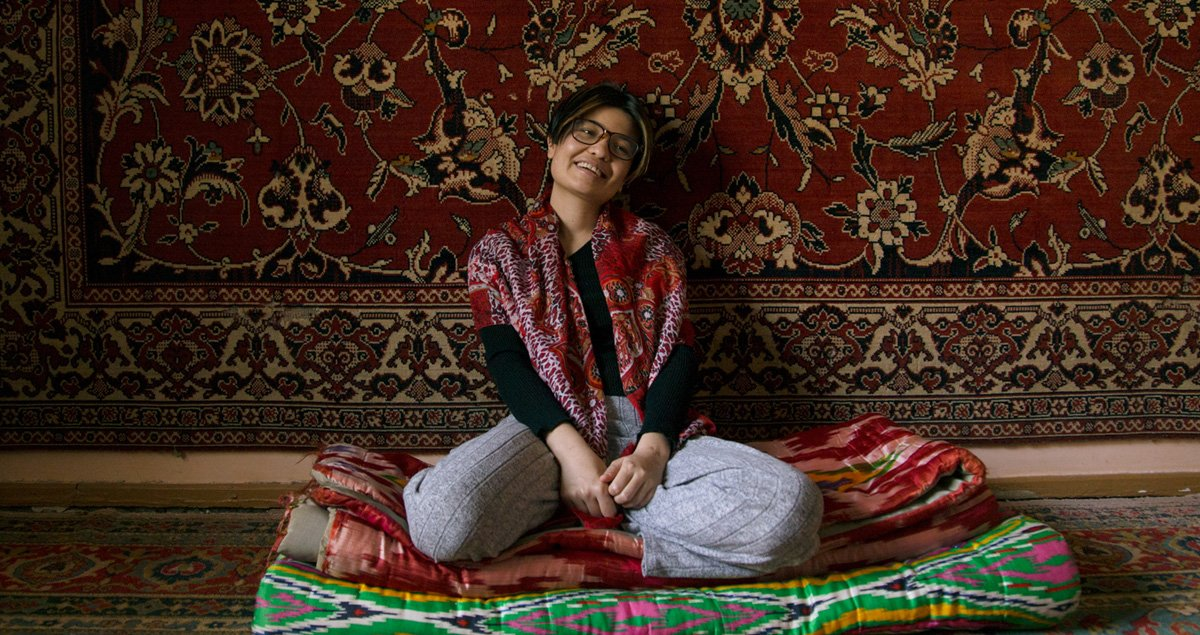 Meet the artists creating new pockets of freedom in the new Tashkent