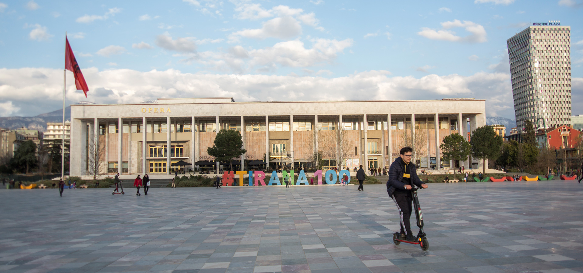 Creative Tirana: the people and places revolutionising cultural identity