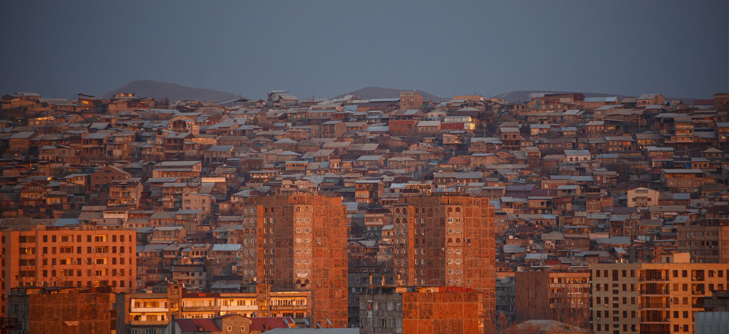 Letter from Yerevan: as the clouds of conflict fade, creativity offers new hope