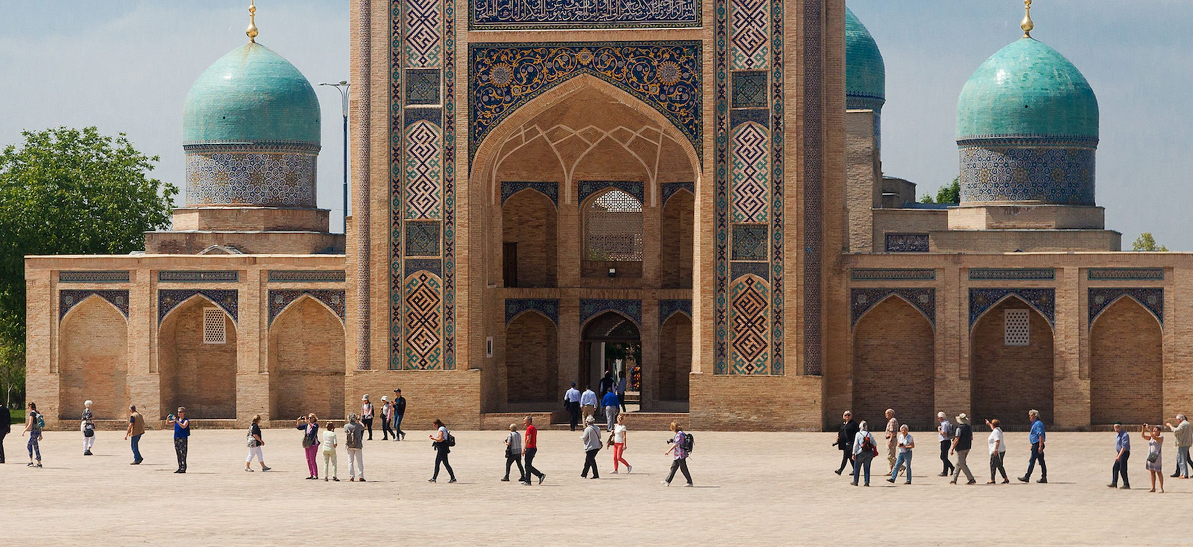Creative Tashkent: the people and places modernising cultural heritage