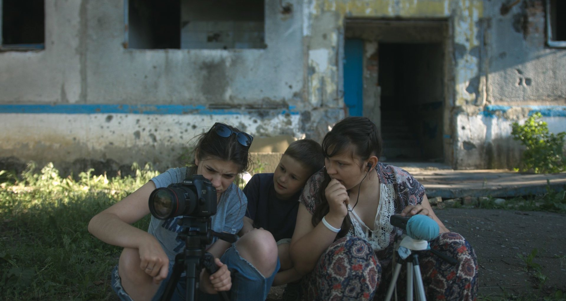 The Earth is as Blue as an Orange: director Iryna Tsylik on the struggles of coming of age amid the war in Donbas