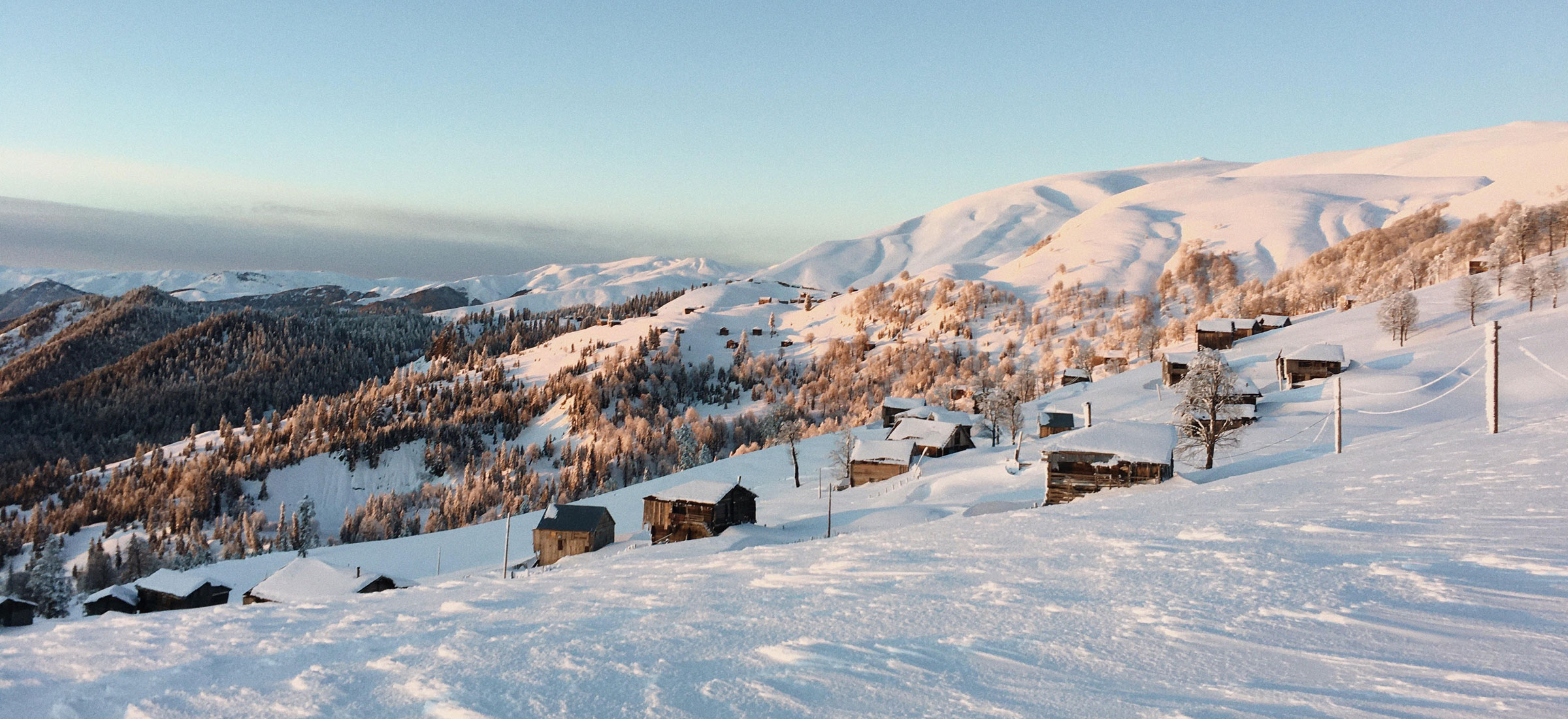 Letter from Goderdzi: Georgia's hidden ski gem, where locals are fighting to preserve village life