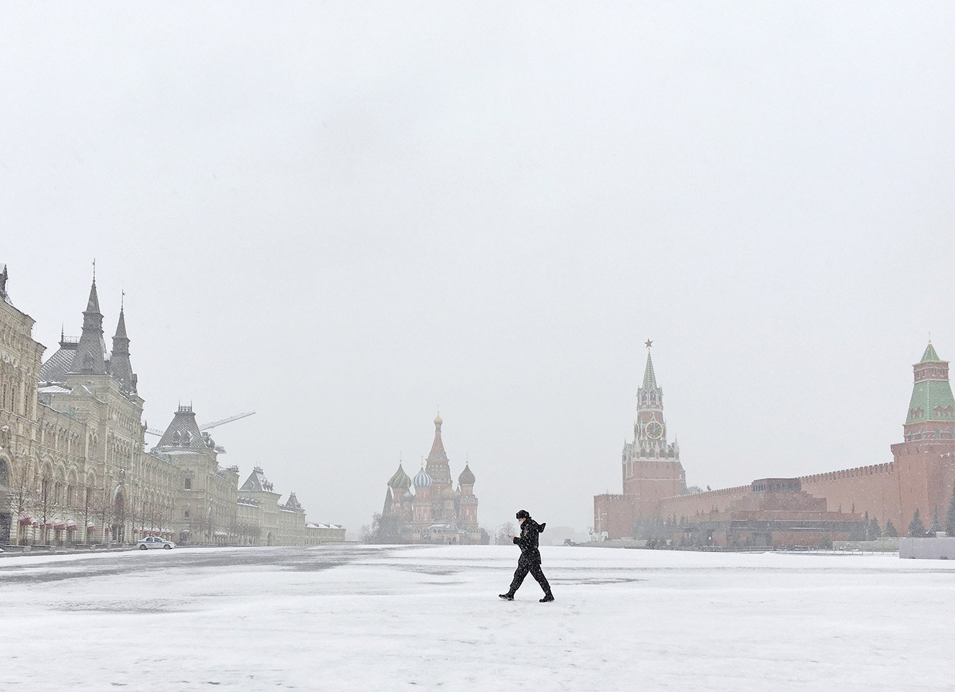 From quiet moments at home to life in harsh climates, this is everyday Russia — in photos