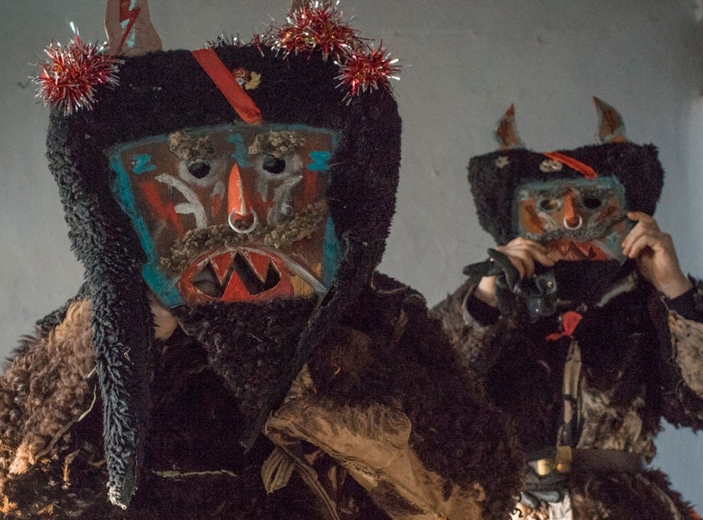 Put your mask on: witness Malanka, the Ukrainian and Moldovan new year tradition that wards off evil