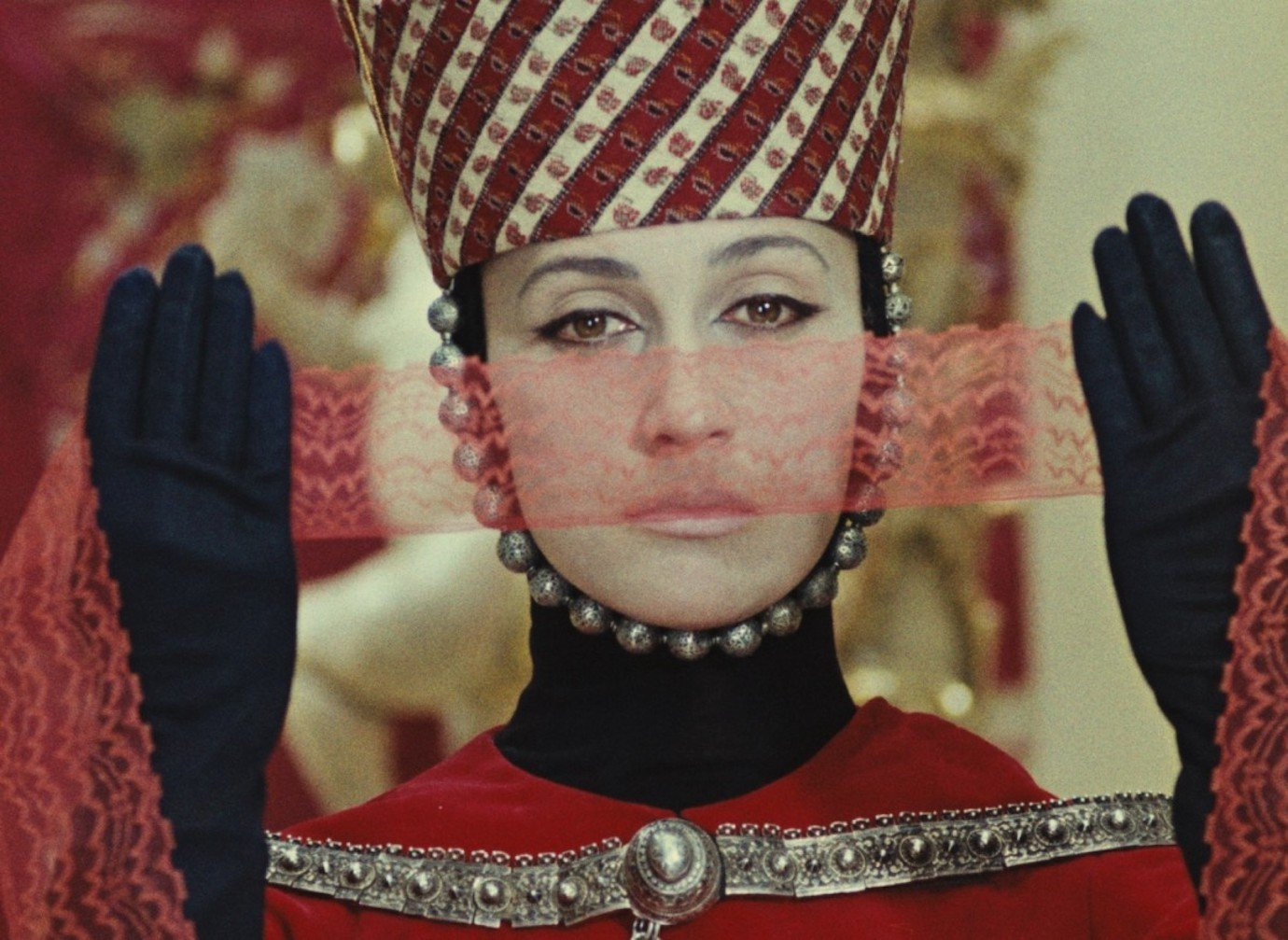 Watch Armenian director Sergei Parajanov's masterpiece The Colour of Pomegranates online for free
