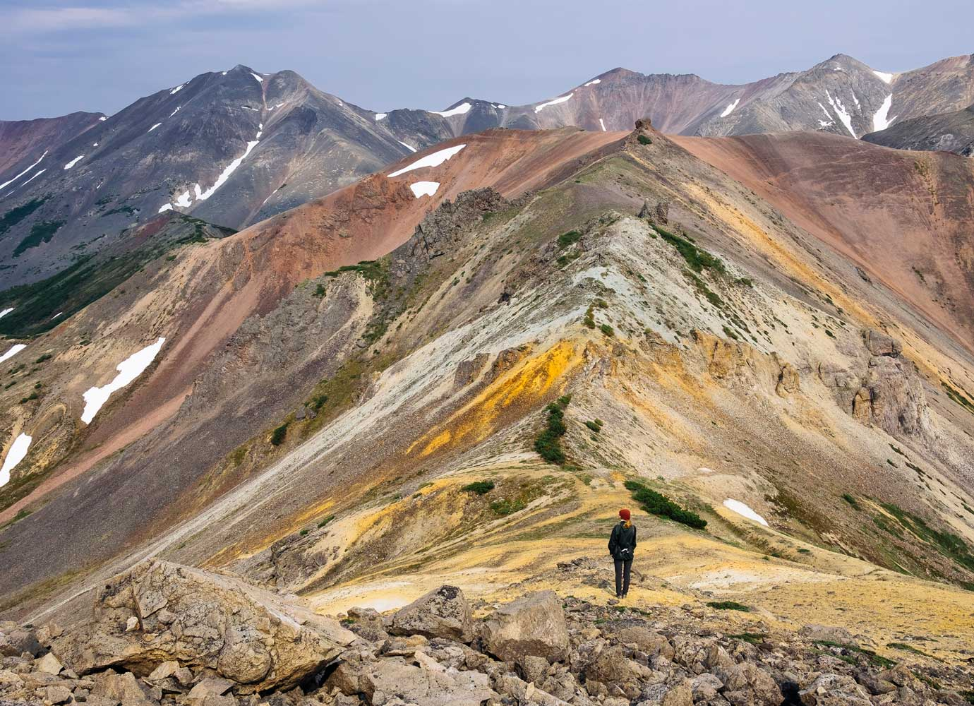 Where the road ends: one man's quest to capture the magnetism of Magadan's mountainscapes