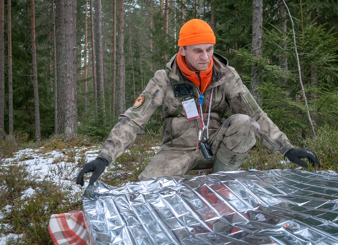 The everyday heroes behind Russia's voluntary search and rescue team