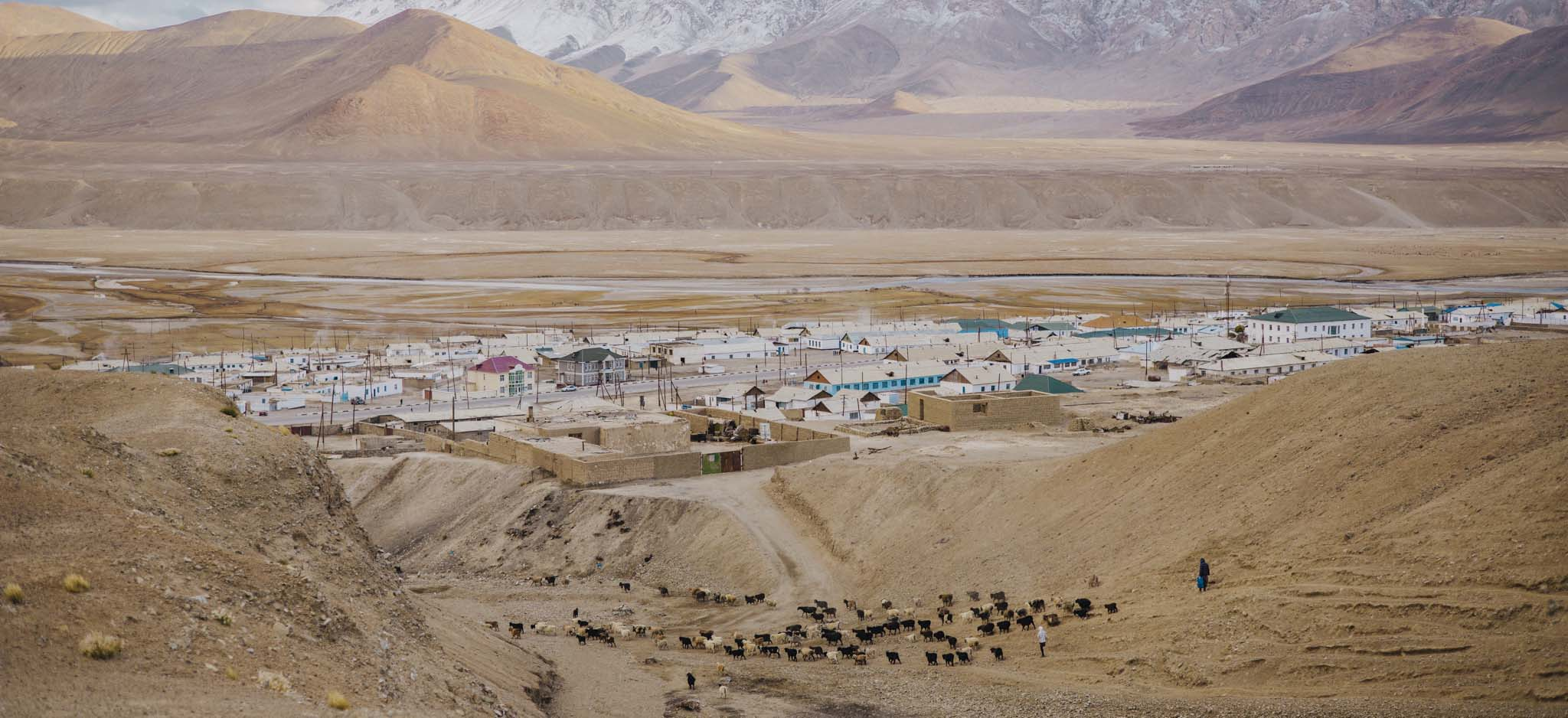 High up in Tajikistan's Pamir mountains, life brings gruelling challenges