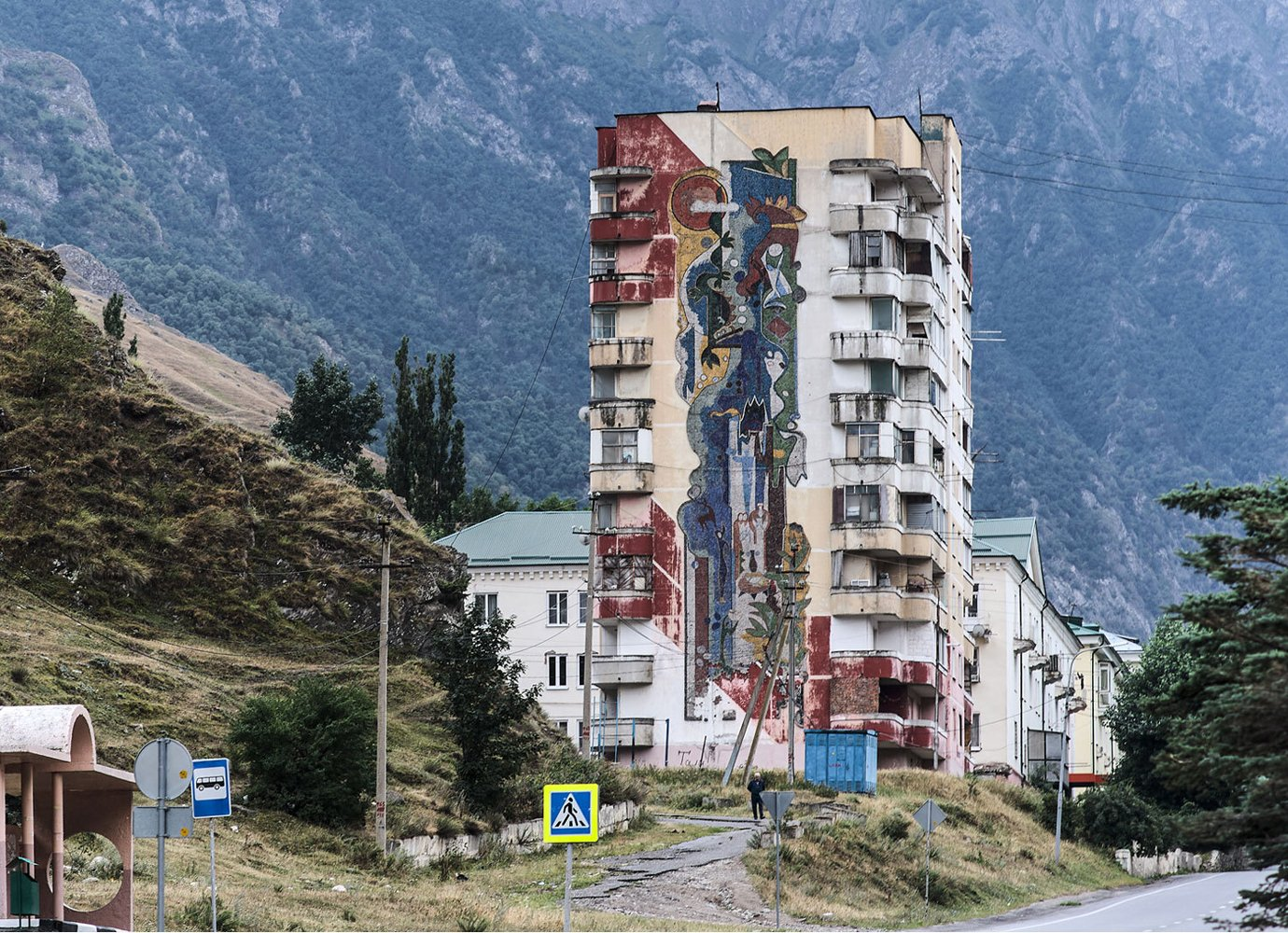 From Soviet monumentalism to mosques, take a peek inside the first architectural guide to Chechnya and the North Caucasus