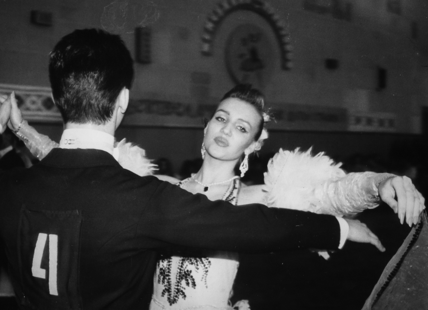 Road to Paris follows the sequin-studded ballroom odyssey of one Ukrainian family in the 1990s