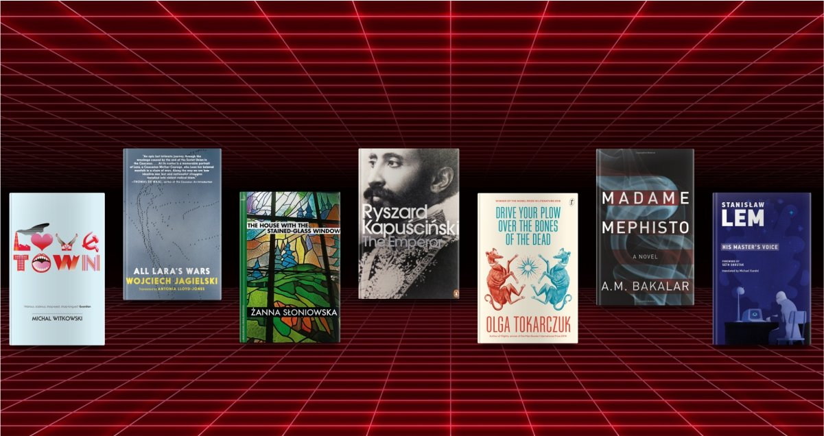 9 radical Polish books to add to your reading list