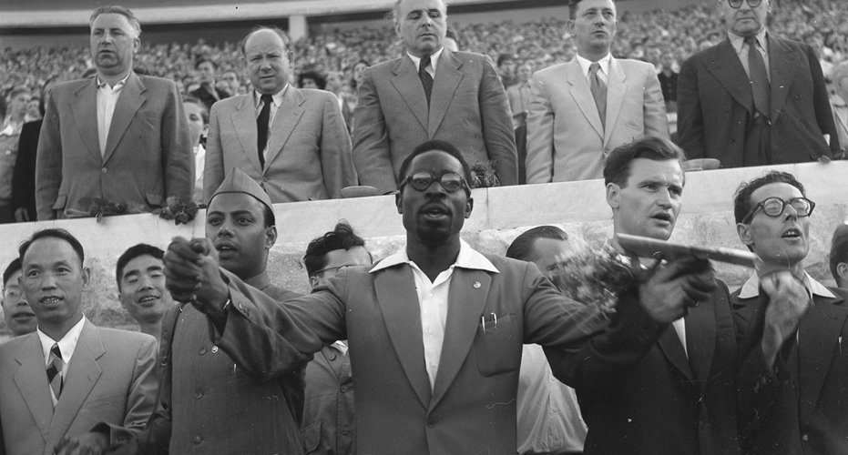 Afro-Poland: a revolutionary friendship, captured in rare photos from 1955-1989