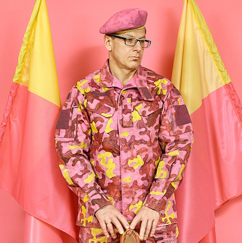 By reimagining Poland's state symbols, artist Kacper Szalecki is creating a queer utopia