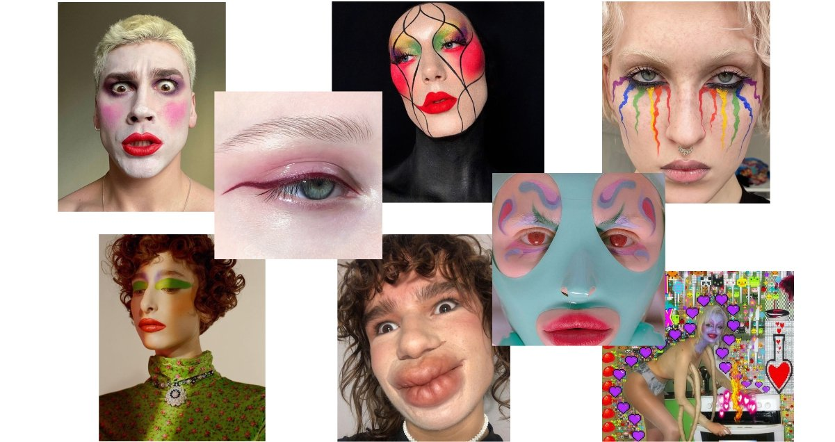 The Russian makeup artists using beauty as a tool for radical transformation
