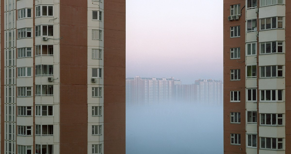 New Moscow: capturing non-places in the suburbs of the Russian capital