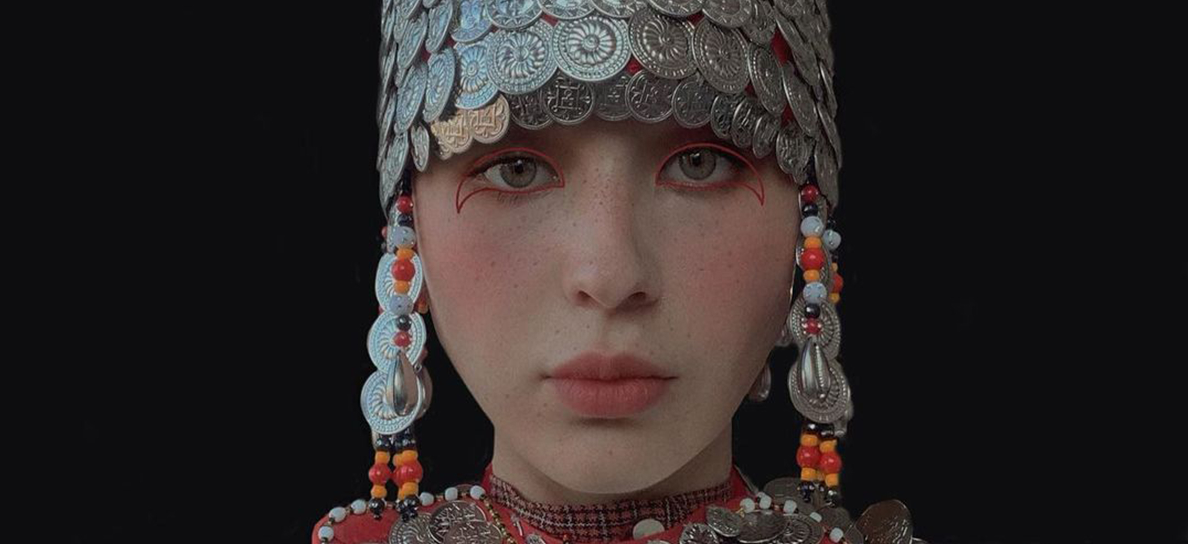 Gen Z's Polina Osipova is reimagining Russia's indigineous cultures for a digital age