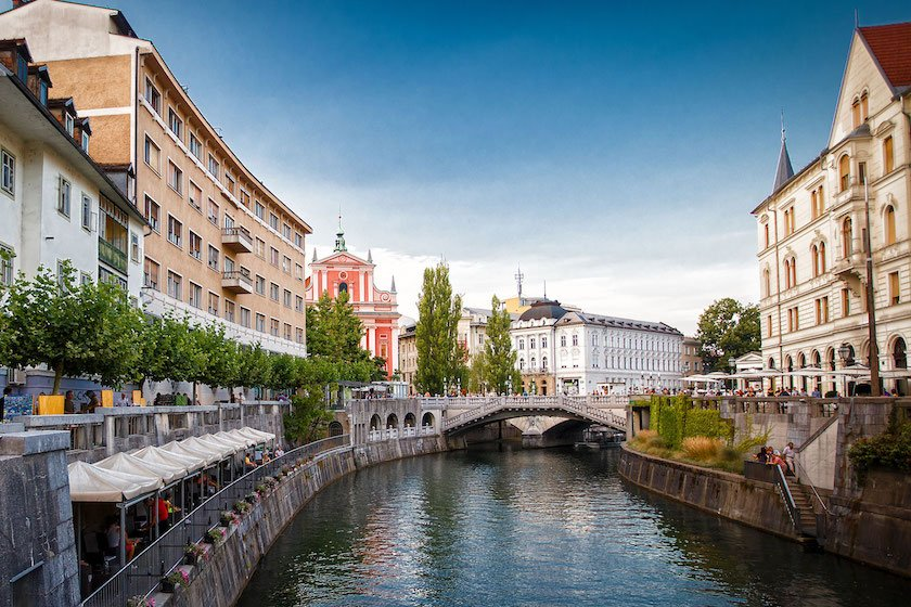 5 minute guide to Ljubljana: Slovenia's verdant, vibrant capital