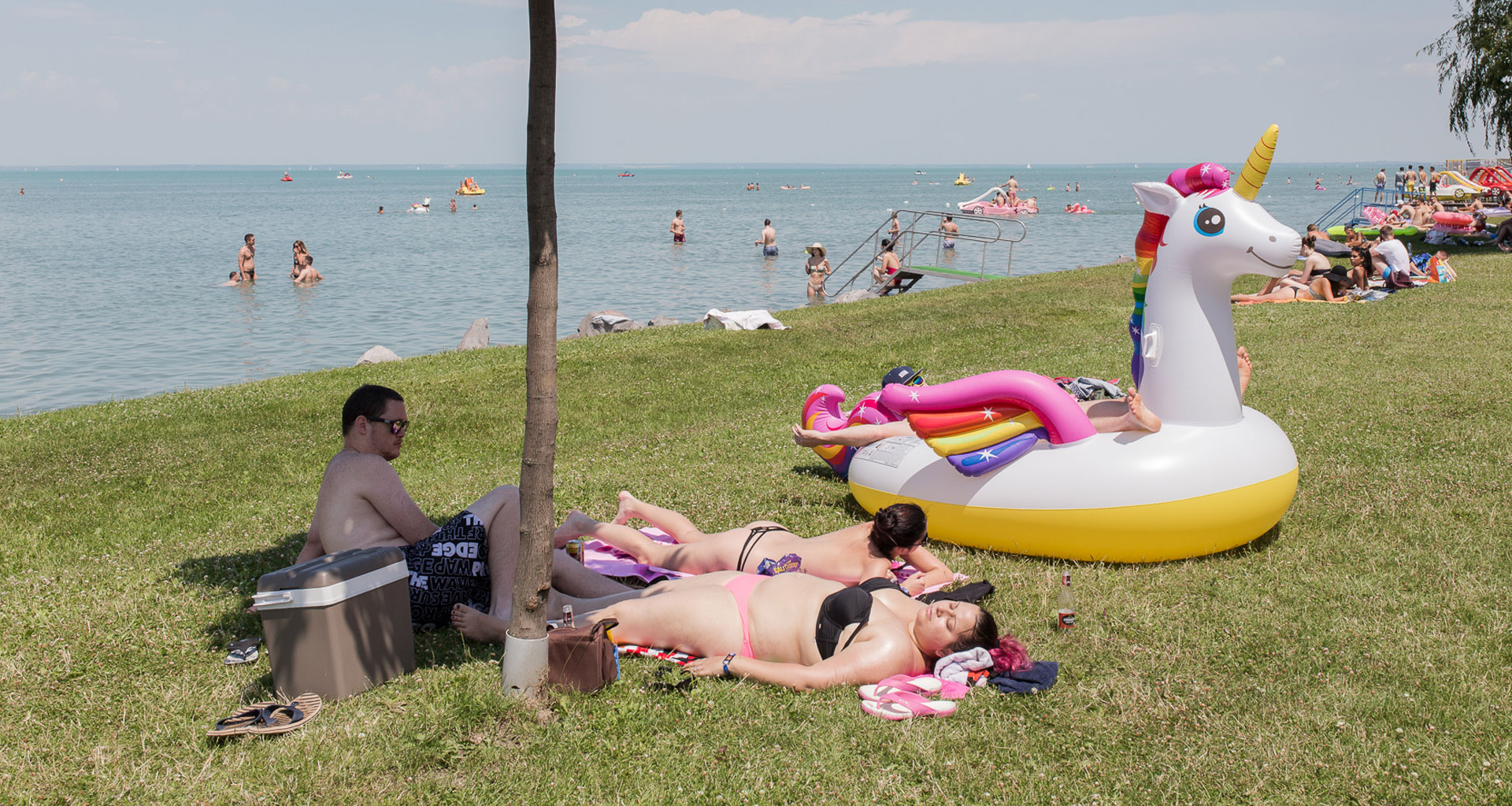Discover the wild side of Lake Balaton, Hungary's hedonistic summer escape