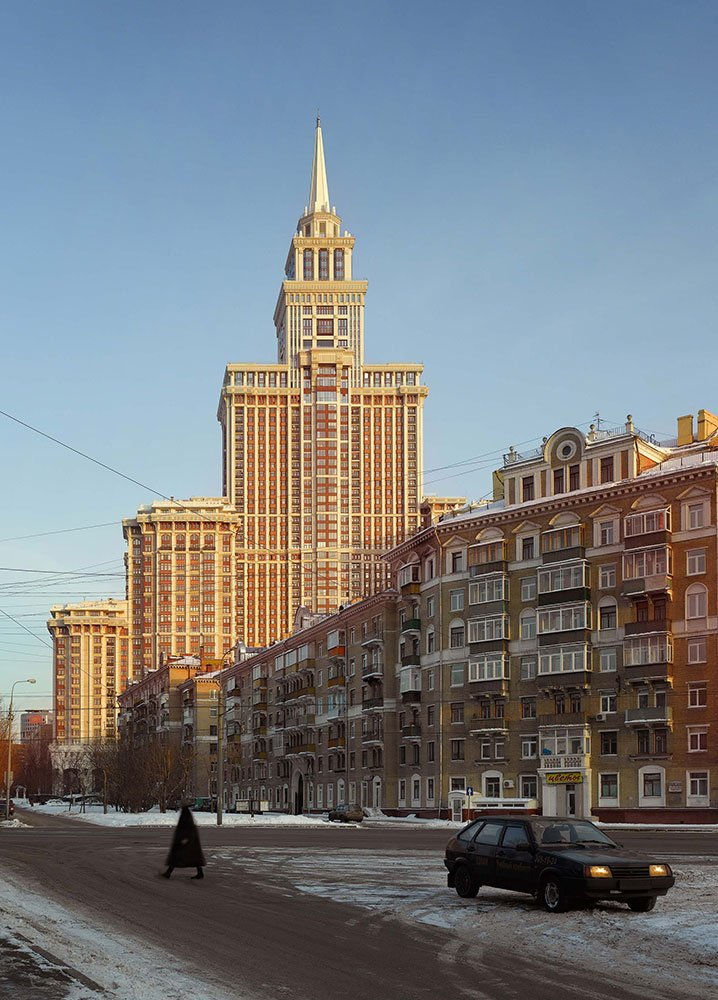 Triumph Palace, Moscow (2011)