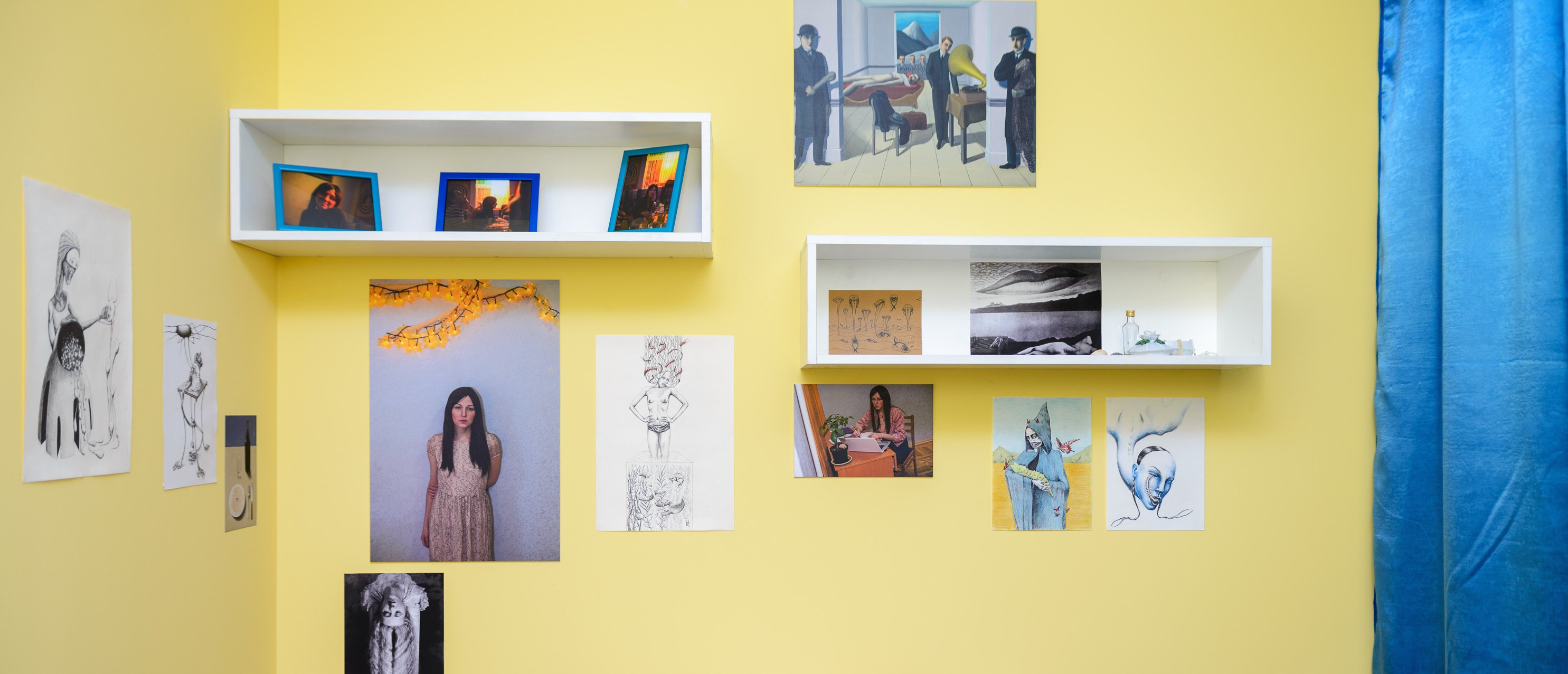 New school: your guide to the 20 young Ukrainian artists vying for ...