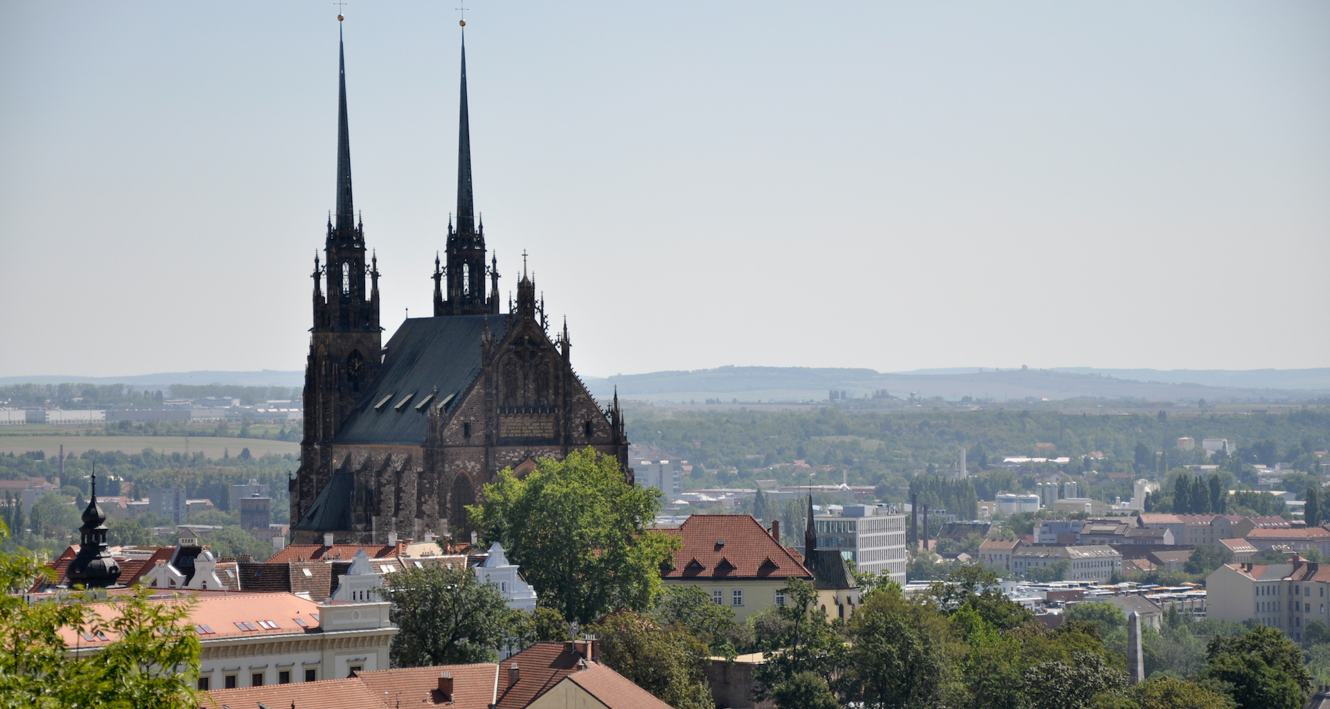 5 minute guide to Brno: modern landmarks and subterranean secrets in the Czech Republic's second city