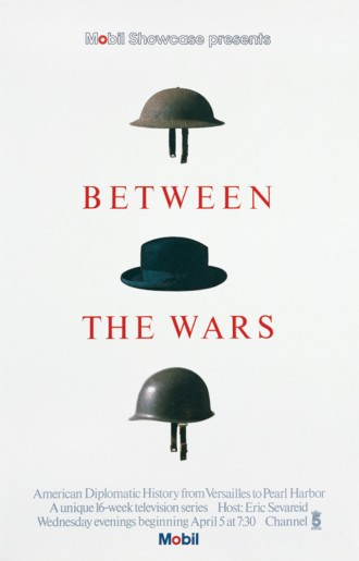 Between the Wars, Mobil poster, 1977