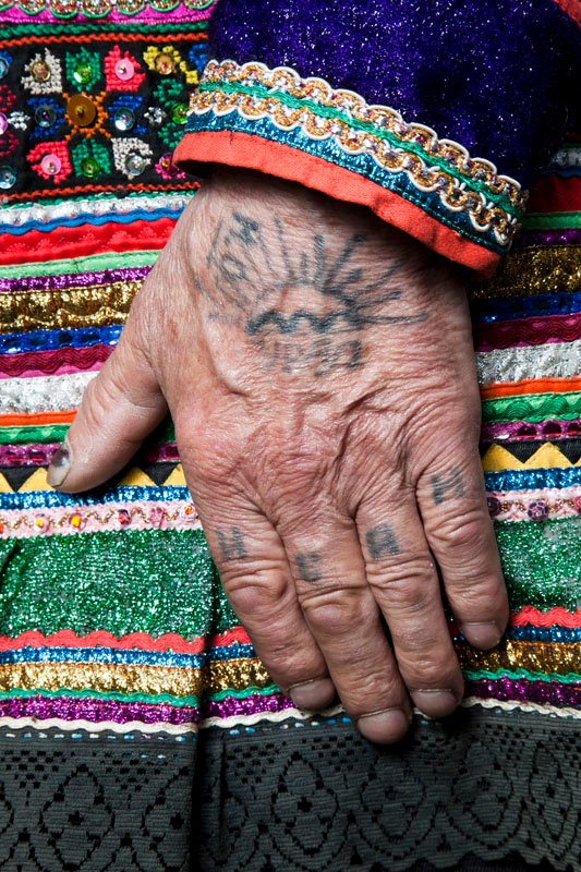 From the Ural Mari. There Is No Death project, 2018. The Mari people are often called the last pagans of Europe