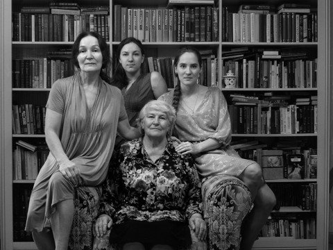 Motherland: time-travelling through generations of Russian womanhood