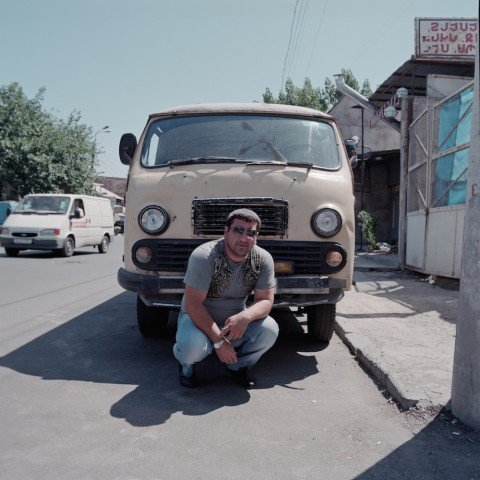 Armenian dream: the vans of Yerevan, and their devoted drivers