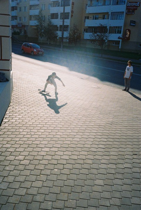 Night lives: photographing a new generation around Minsk