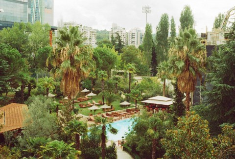Welcome to Tirana: the Albanian capital through an analogue camera lens