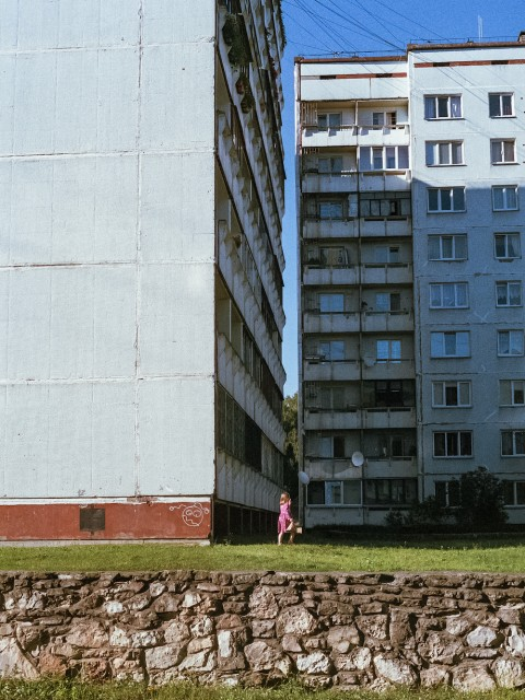 True colours: this man travelled across the old Eastern Bloc to see the impact of capitalism