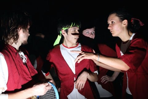 A muggle's game: a spellbinding day at a Russian Quidditch tournament