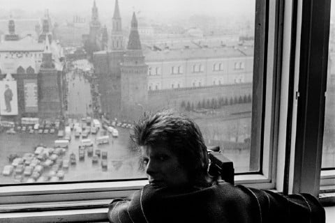 Station to station: David Bowie on the Trans-Siberian railway