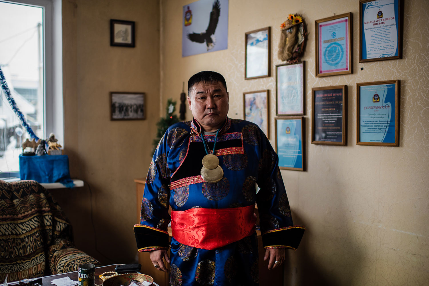 A day at the office: meet the modern-day shamans of Lake