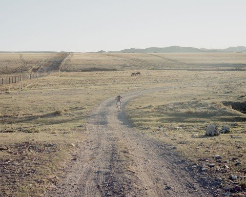 Heading east: one photographer's wild 15,000km ride from Scotland to Mongolia